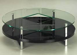 Coffee Tables Black Glass Metal And Glass Coffee Table Thedigitalhandshake Furniture