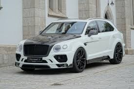 suv bentley 2016 mansory reveals package for the bentley bentayga throttle blips