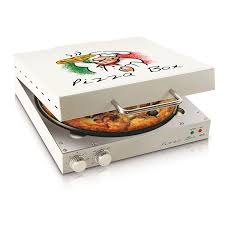 amazon com cuizen piz 4012 pizza box oven kitchen u0026 dining
