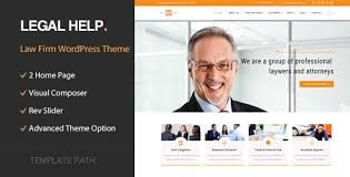 lawyer templates from themeforest