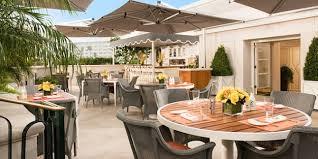 Arts Table Santa Monica 13 Hottest Rooftop Scenes Around La Zagat