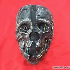 Dishonored Halloween Costume Timecosplay Dishonored Corvo Attano Cosplay Mask Halloween