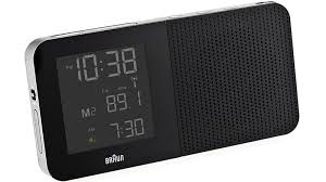 Waking up to braun 39 s new alarm clock would make mornings tolerable