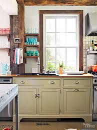 how to paint kitchen cabinets rustic 80 cool kitchen cabinet paint color ideas