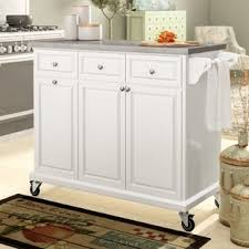 kitchen island with garbage bin kitchen islands carts with trash bin wayfair