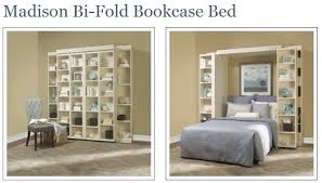 Sliding Bookcase Murphy Bed Bookcase Murphy Bed Revolving Bookcase Italian Wall Bed Expand
