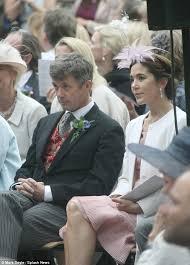 prince frederick princess of denmark wakes husband crown prince frederik up
