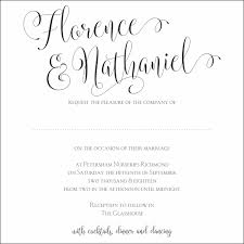 wedding reception wording wording your wedding invitation hummingbird card company