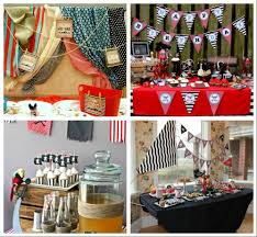 pirate theme party featured client pirate party theme inspiration board at home