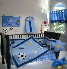 Nursery Bed Sets Baby Boy Bedding Sets Best Baseball Baby Nursery Bedding Photo 1