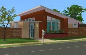 mod the sims 1952 mid century modern the belville sims 2