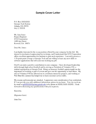 download volunteer cover letter examples haadyaooverbayresort com