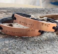 personalized engraved bracelets couples bracelets personalized couples bracelet customized couples