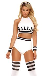 Cheerleader Costume Halloween Group Costumes Forplay