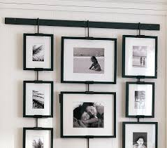 hanging picture frames ideas hanging frames hanging photos ideas popsugar smart living photo 10