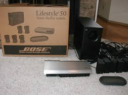 bose lifestyle home theater system fs bose lifestyle 50 rennlist porsche discussion forums