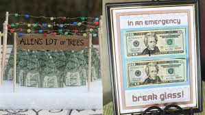 creative cash gift tutorials from pinterest will add sparkle to