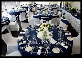 blue and silver wedding navy blue and silver wedding
