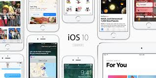 apple announces ios 10 with 10 major features and redesigns the