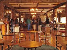Roosevelt Lodge Dining Room Yellowstone Roosevelt Lodge Spending S Day Here The