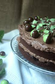 chocolate mint aero cake scarletscorchdroppers