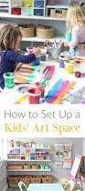 Kids Art And Craft Sets Kids Art Space How To Set One Up That Builds Creative Confidence