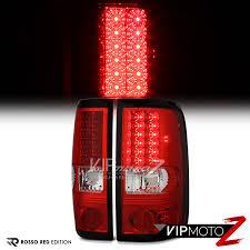 2004 silverado led tail lights 2004 2008 ford f150 lobo red led rear tail lights brake ls fx2