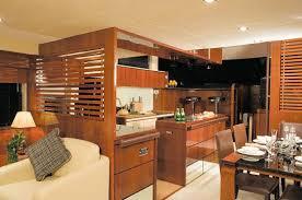 l internaute cuisine la cuisine une croisière entre amis à bord d un yacht sur l