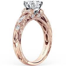 rings gold white images Kirk kara dahlia 14k rose gold marquise ring jpg