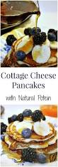 Protein Pancakes With Cottage Cheese by Cottage Cheese Pancakes