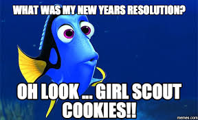 Cookie Meme - 11 girl scout cookie memes to satisfy your sweet tooth your funny bone