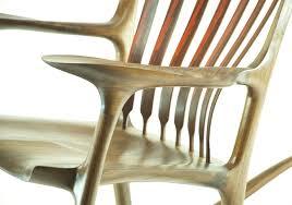 handmade custom wood rocking chairs dining chairs tables bar stools