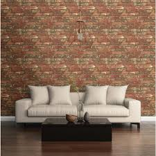 Removable Wallpaper Tiles by Wall Decor Floral Removable Wallpaper Wood Grain Contact Paper