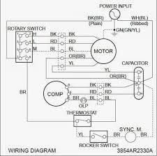 wiring diagram for single phase compressor u2013 readingrat net