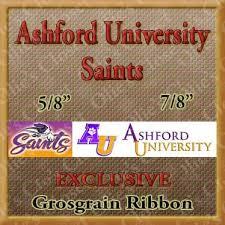 saints ribbon virginia commonwealth rams grosgrain ribbon brychan s