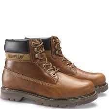 caterpillar boots black leather caterpillar colorado lace up boot