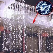 400 led outdoor christmas lights kk light kkgud 4m x 3m 400 led indoor outdoor led curtain light for