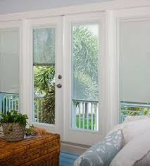 Wood Patio Doors With Built In Blinds by Exterior Double Doors With Blinds Http Thefallguyediting Com