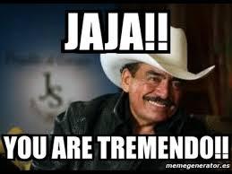 Jose Cuervo Meme - geo papi sandoval you are tremendo youtube