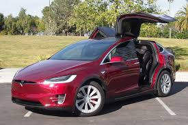 suv tesla tesla recalls the model x over rear seat safety