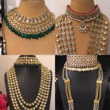 bridal gold sets 158 best bridal jewellery collections images on
