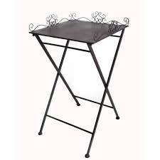 table d appoint pour canapé console haute guéridon bout de canapé carré ou table d appoint