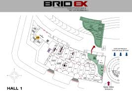 West Wing Floor Plan Contact Us Bridex 2013
