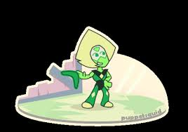 steven universe save the light review peridot in attack the light by puppetsquid steven universe know