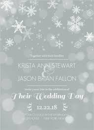 Snowflake Wedding Invitations Christmas Wedding Invitations U0026 Christmas Themed Wedding Invitations