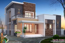 3 bedroom flat roof 1516 sq ft home kerala home design bloglovin u0027