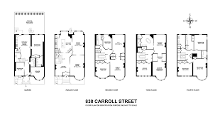 19th Century Floor Plans After Lovely Revamp Historic Brooklyn Heights Carriage House