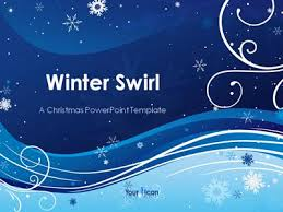 winter powerpoint template free winter powerpoint templates free