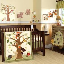 Brown Baby Crib Bedding Brown Baby Bedding Blue Green Brown Crib Bedding Sets Hamze