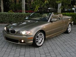 2005 bmw 330ci convertible for sale auto haus of fort myers